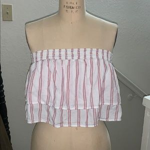 American Eagle tube top, size L